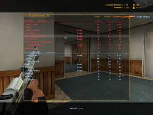 Counter-Strike: Source Score Screenshot