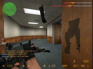 A Weird Counter-Strike Source Screenshot