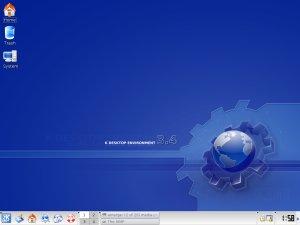 KDE 3.4