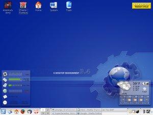 March Linux Screenshot